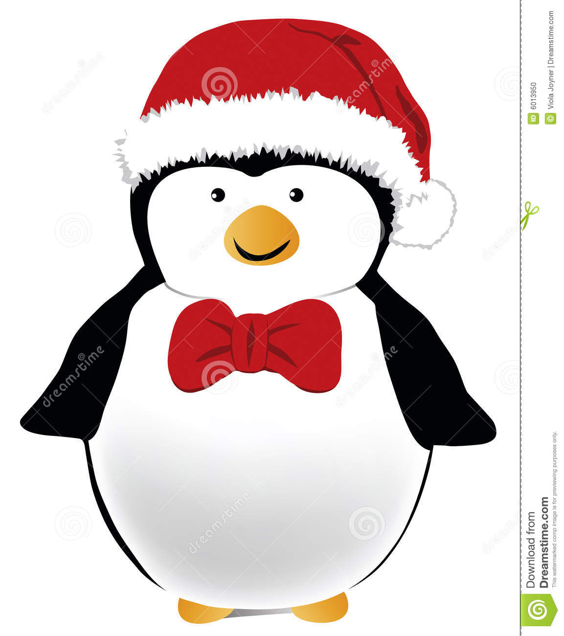 Christmas Penguin Clipart-christmas penguin clipart-3