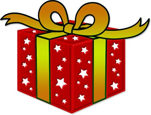 Christmas Present Clipart-christmas present clipart-2