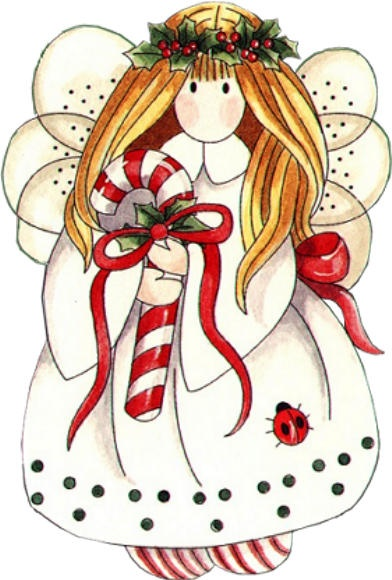 Christmas Angel Clip Art Chri - Christmas Angel Clip Art