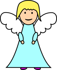 Christmas angel clip art free clipart images 2