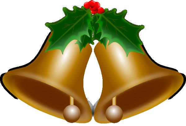 Christmas Bells Clip Art At Clker Com Vector Clip Art Online
