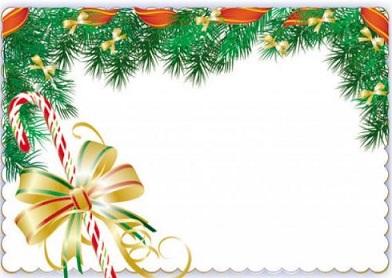 Christmas border - Christmas Border Clipart