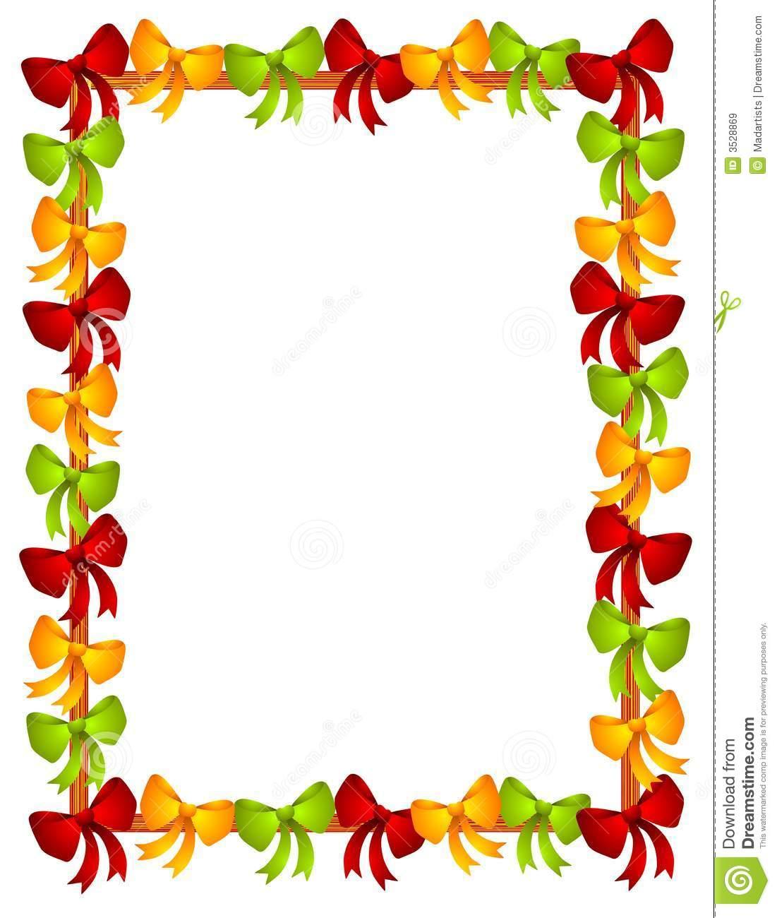 Christmas Borders And Frames .