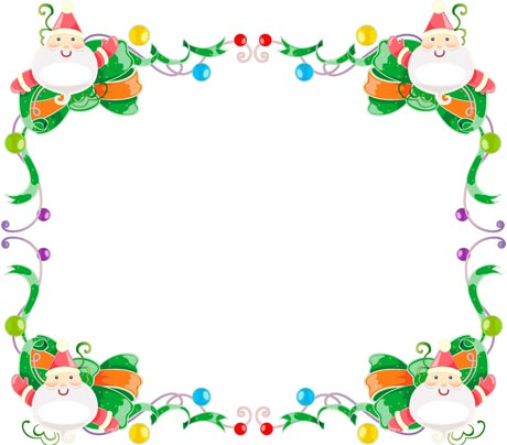Christmas borders clipart free clipartall 1000 images about christmas