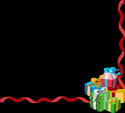 Christmas borders free vector .-Christmas borders free vector .-16