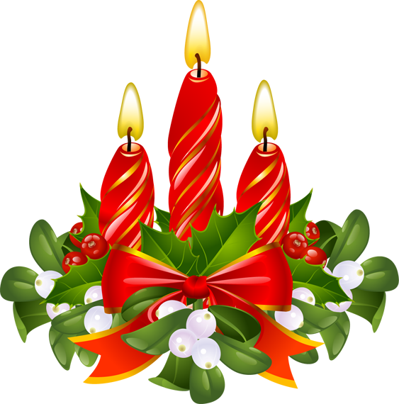 Christmas Candle Clip Art | Quotes.-Christmas Candle Clip Art | quotes.-5