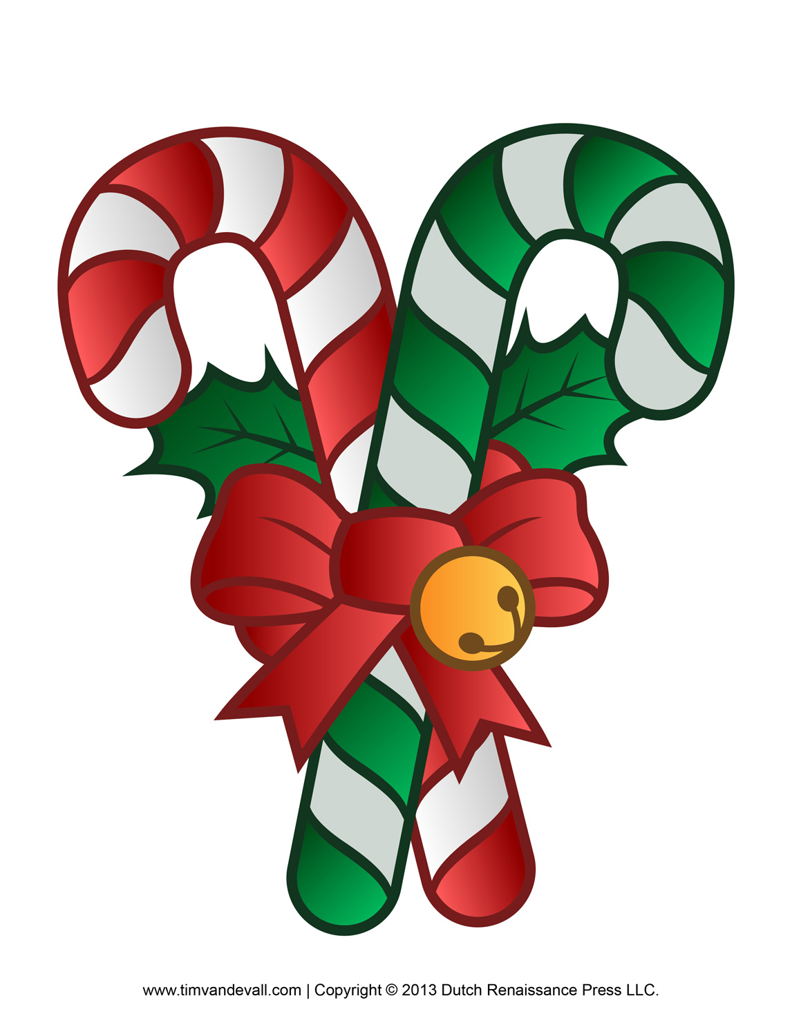 Christmas Candy Cane Clipart-Christmas candy cane clipart-10