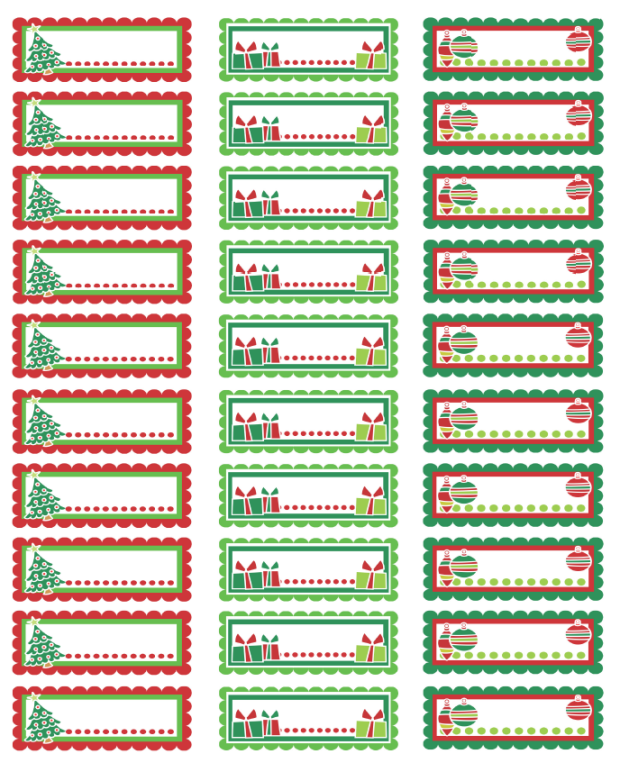 christmas clip art avery .-christmas clip art avery .-5