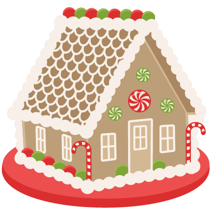 Christmas Clip Art Gingerbread .
