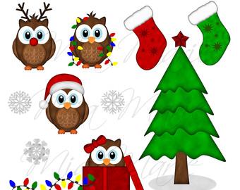 Christmas Clip Art Item 14 Vector Magz Free Download Vector