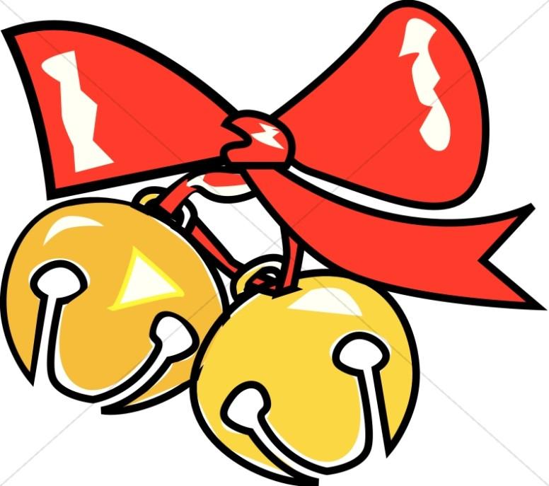 Christmas Clip Art Jingle . decorative ornament bells