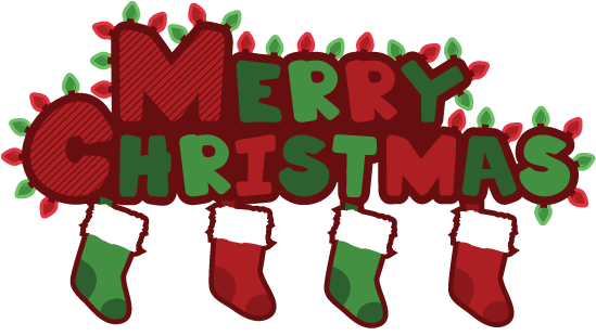 Christmas Clipart 2015 Merry  - Christmas Cliparts