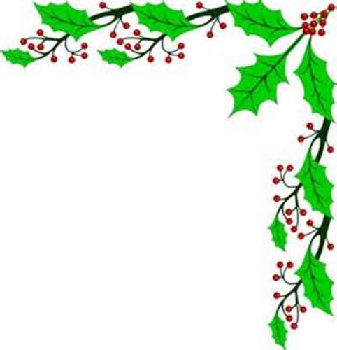christmas clipart borders - Christmas Border Clip Art Free Download