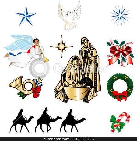 Christmas Clipart Religious .