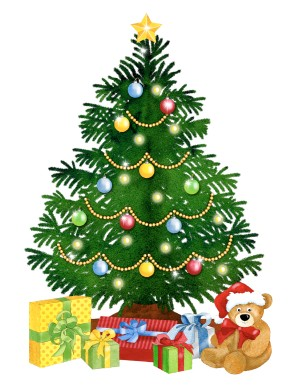 See all Christmas tree clipart