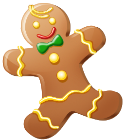 Christmas Cookie Clip Art-Christmas Cookie Clip Art-6