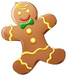 Christmas Cookie Clip Art-Christmas Cookie Clip Art-13