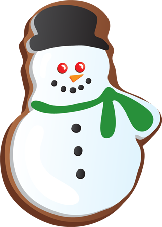 Christmas Cookie Clipart | Cl - Christmas Cookies Clipart