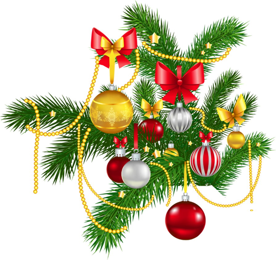 Christmas Decoration Clipart .-Christmas Decoration Clipart .-5