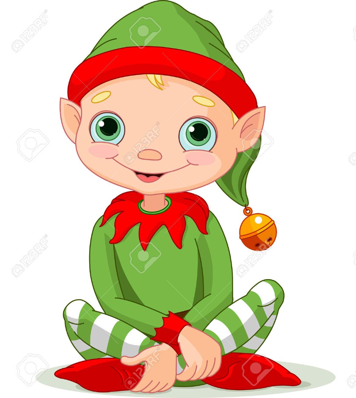 Christmas Elf Free Clipart-Christmas Elf Free Clipart-4