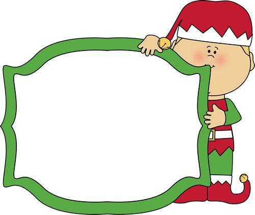 Christmas elf holding a blank sign. Chri-Christmas elf holding a blank sign. Christmas LabelsChristmas ClipartChristmas ...-11
