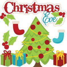 Christmas Eve SVG Cutting .-Christmas Eve SVG cutting .-11
