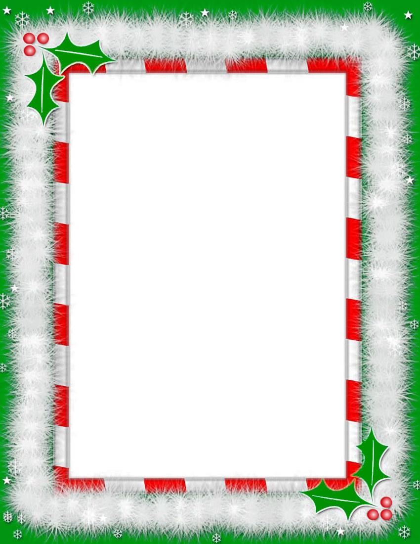 Christmas Frame Page Frames Holiday Christmas Christmas 2 Christmas
