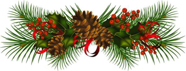 Christmas Garland Clip Art ... 44213e5423945b94d91c8994ffa5c5 .