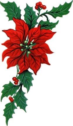 Christmas Garland Clip Art
