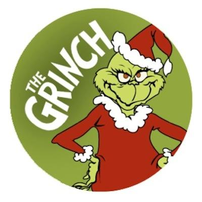 Christmas Grinch Clip Art Free .
