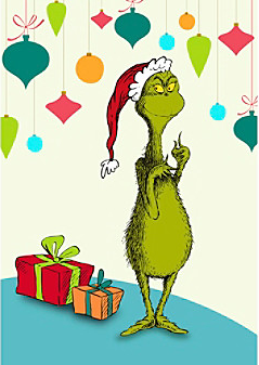 Christmas Grinch Clip Art Free