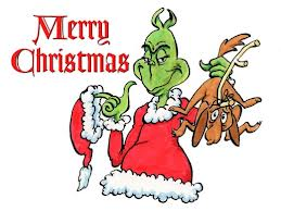 Christmas Grinch - The Grinch Clipart