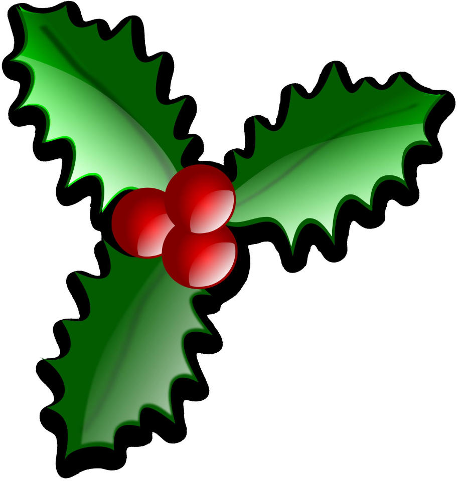 Christmas Holiday Clip Art-Christmas Holiday Clip Art-1