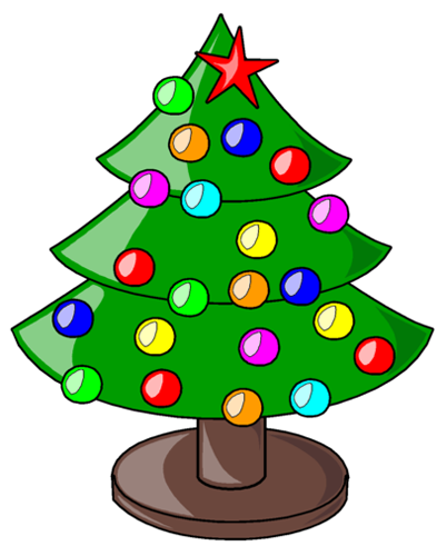 Christmas Holiday Clipart #1