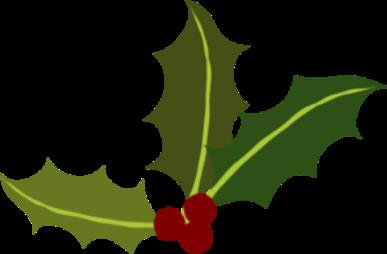 Christmas Holly Clip Art Art ..-Christmas Holly Clip Art Art ..-2