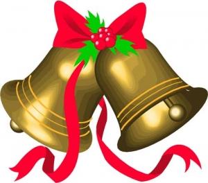 Christmas Jingle Bells Clip .