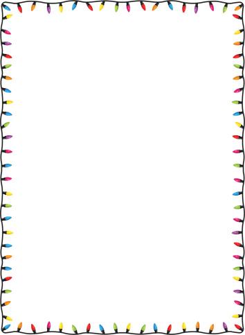 Christmas Lights Border Clip Art Clipart-Christmas Lights Border Clip Art Clipart Best-8