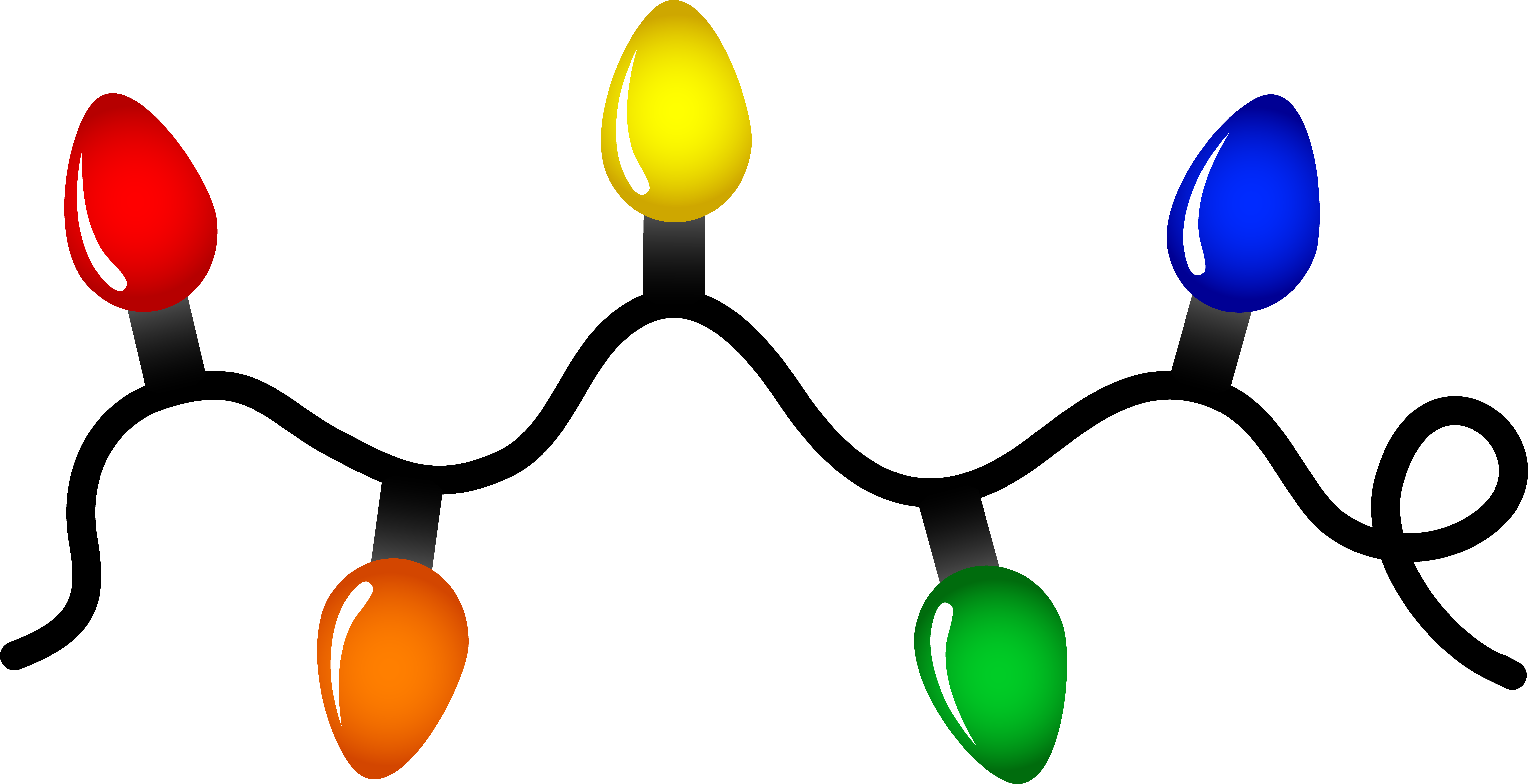Christmas lights clipart free clipart im-Christmas lights clipart free clipart images-0