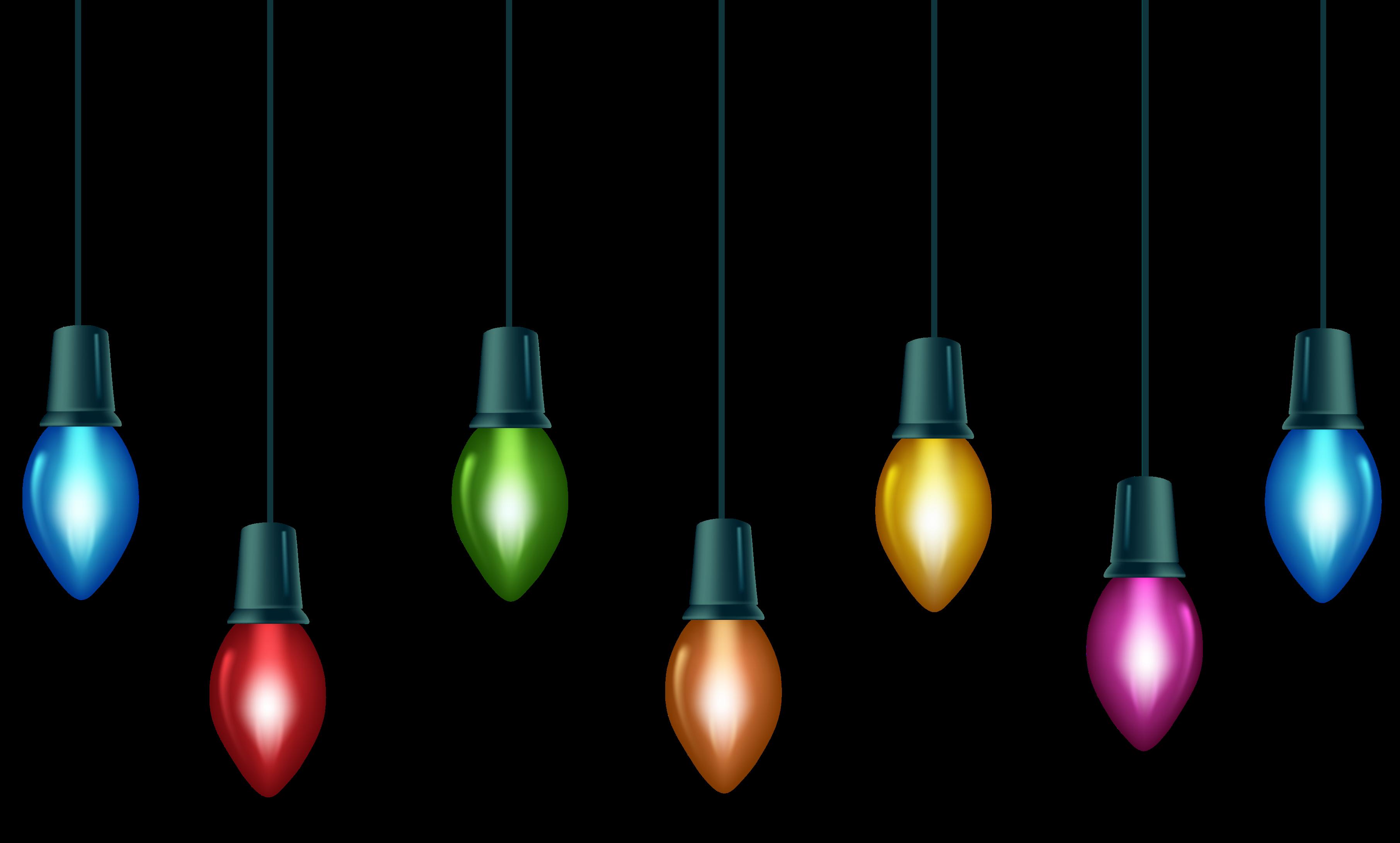 Christmas Lights Clipart .-Christmas Lights Clipart .-8