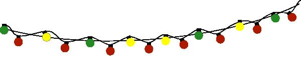 Christmas Lights Clipart .-Christmas Lights Clipart .-9