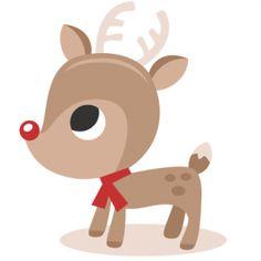 PPbN Designs - Reindeer with