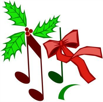 christmas music clipart - Google Search