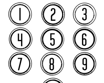 Christmas Numbers Clipart Clipart Panda Free Clipart Images