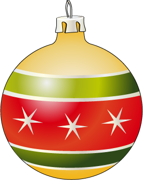 Christmas Ornament Clip Art