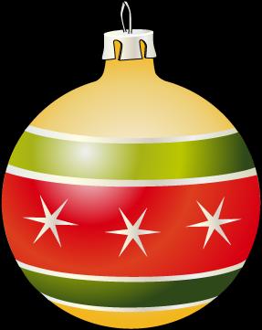 Christmas Ornament Clip Art-Christmas Ornament Clip Art-4