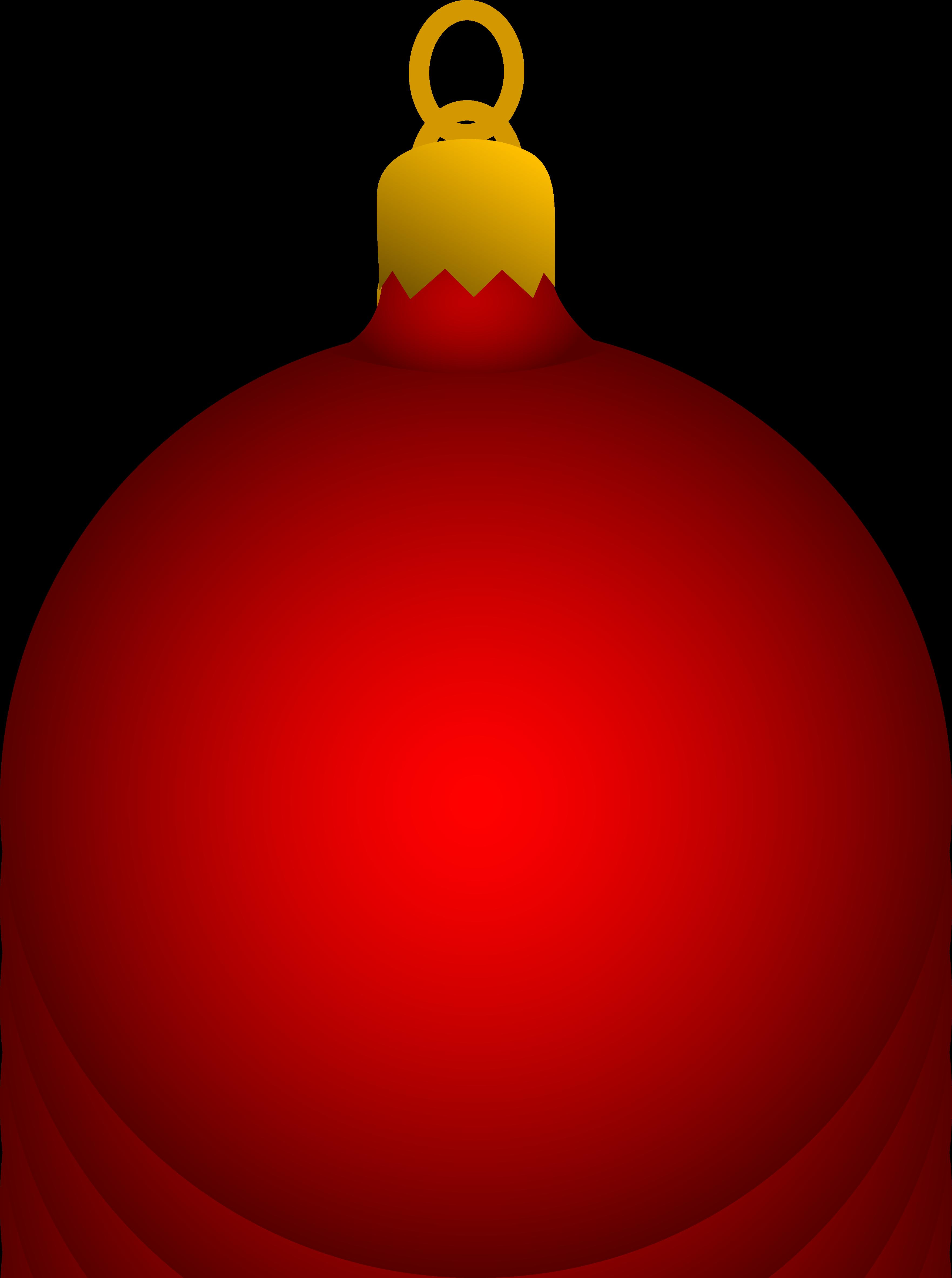 Christmas Ornament Clipart-Clipartlook.com-3525
