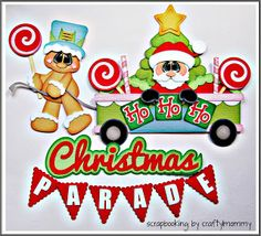 Christmas Parade Clipart - . - Christmas Parade Clip Art