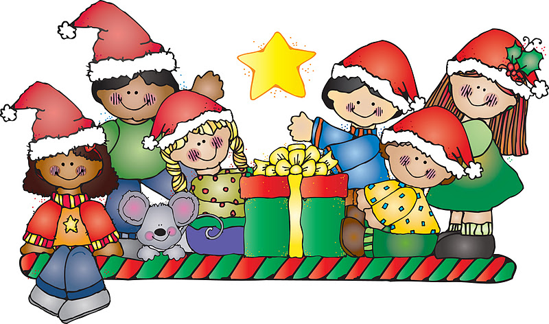 ... Christmas party clip art - ClipartFox ...