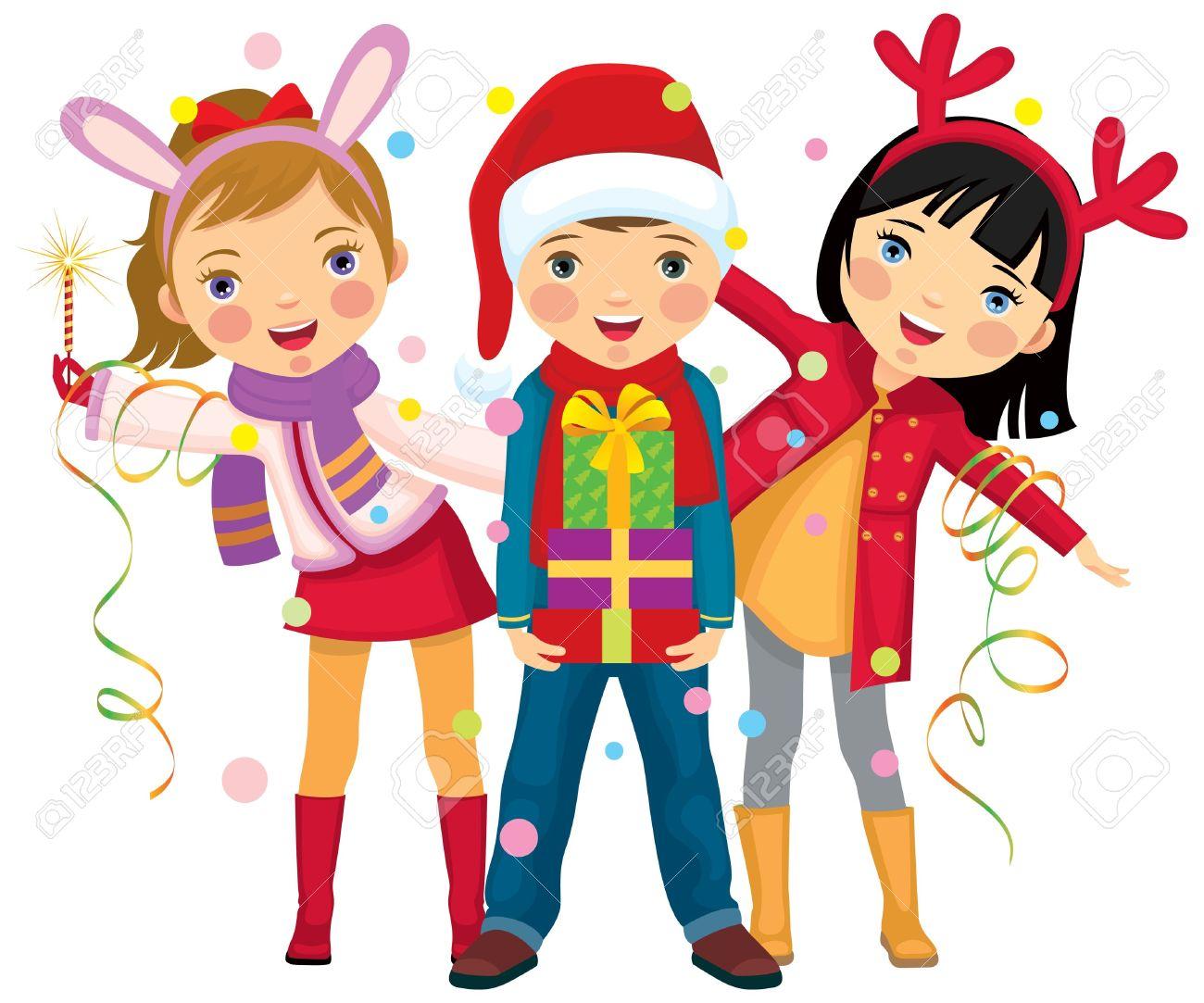 christmas party people: .-christmas party people: .-17