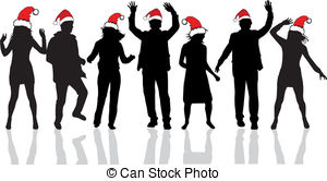 Christmas Party Stock Illustrationby ...-Christmas Party Stock Illustrationby ...-13
